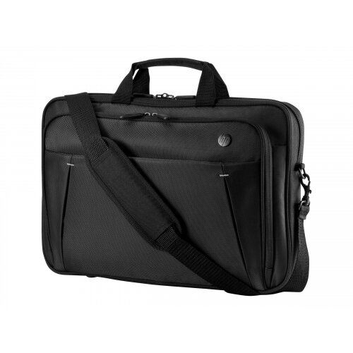 """HP Business Top Load - Notebook Carrying Case - Laptop Bag - Size up to 15.6"""" - for HP EliteBook; ProBook; Stream Pro - Black"""