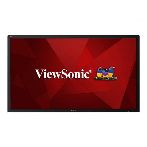 "ViewSonic CDE7500 - 75"" Class LED display - digital signage - 4K UHD (2160p) 3840 x 2160"