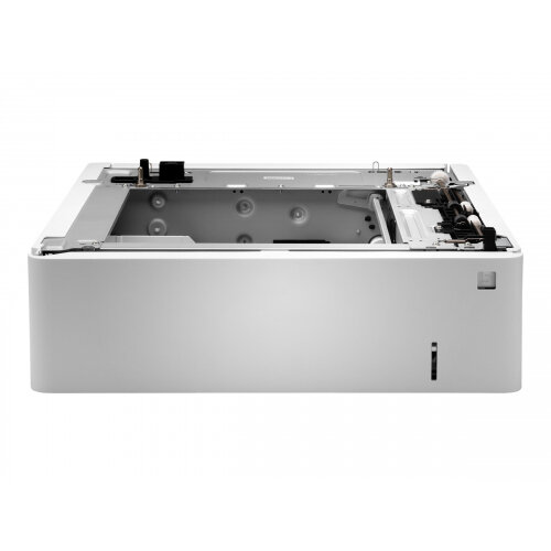 HP - Media tray / feeder - 550 sheets in 1 tray(s) - for Color LaserJet Enterprise M652, M653; LaserJet Enterprise Flow MFP M681, MFP M682