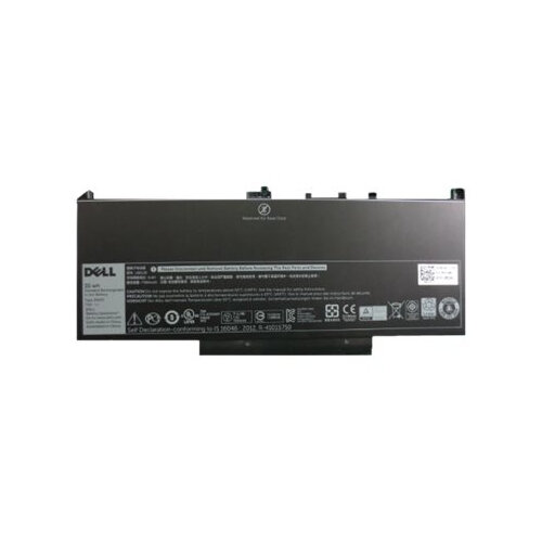 Dell Primary Battery - Laptop battery - 1 x Lithium Ion 4-cell 55 Wh - for Latitude E7270, E7470