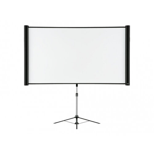 "Epson 65""/74""/80"" Multi-aspect - Projection screen - 80 in (203.2 cm) - 16:10 / 16:9 / 4:3 - for Epson EB-945, 955, 965, 98, S04, S27, S31, U04, U32, W04, W28, W29, W31, W32, X27, X31"