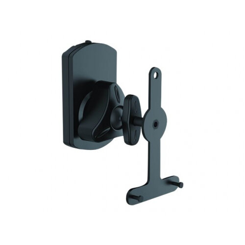 NewStar NeoMounts Sonos Play 1 &Play 3 speaker wall mount - Black - Wall mount for speaker(s) - black - for Sonos PLAY:1, PLAY:3