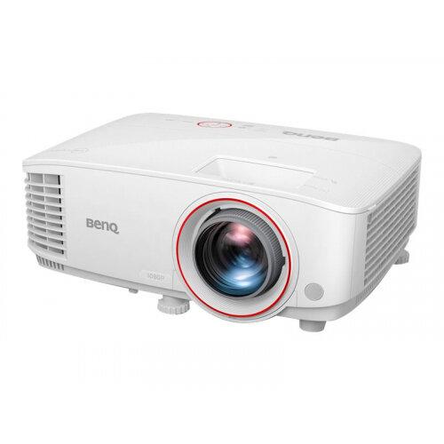 BenQ TH671ST - DLP Multimedia Projector - portable - 3D - 3000 ANSI lumens - Full HD (1920 x 1080) - 16:9 - 1080p - short-throw fixed lens