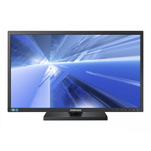 "Samsung SE450 Series S27E450B - LED Computer Monitor - 27"" - 1920 x 1080 Full HD (1080p) - TN - 300 cd/m² - 1000:1 - 5 ms - DVI, VGA - black"