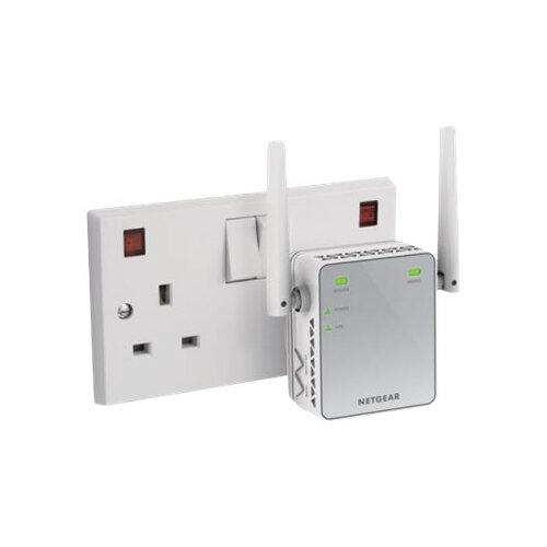 NETGEAR EX2700  Wi-Fi Range Extender For Faster Speeds Throughout Your Home/Office &More! Works With Any Standard WIFI Router!
