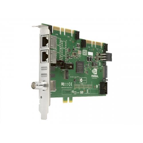 NVIDIA Quadro Sync II - Add-on interface board - PCIe