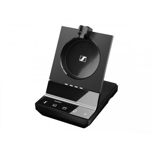 Sennheiser SDW 5015 - Headset system - on-ear - convertible - DECT - wireless