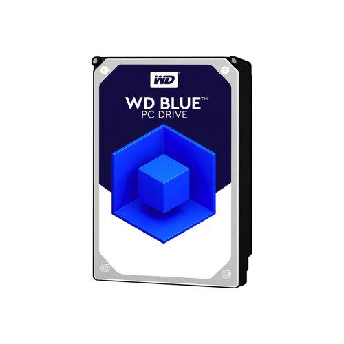 """WD Blue WD5000AZLX - Hard drive - 500 GB - internal - 3.5"""" - SATA 6Gb/s - 7200 rpm - buffer: 32 MB"""