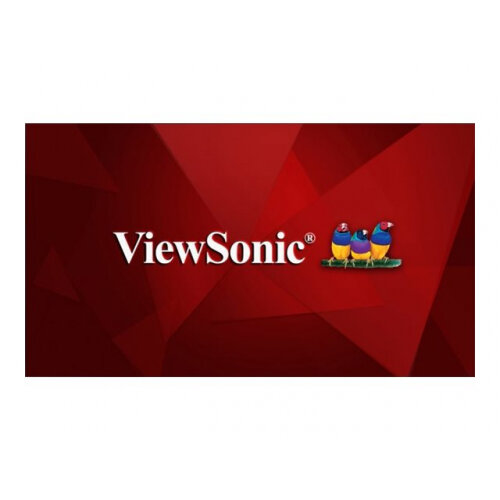 """ViewSonic CDE6510 - 65"""" Class (64.5"""" viewable) LED display - digital signage / interactive communication - 4K UHD (2160p) 3840 x 2160 - D-LED Backlight"""