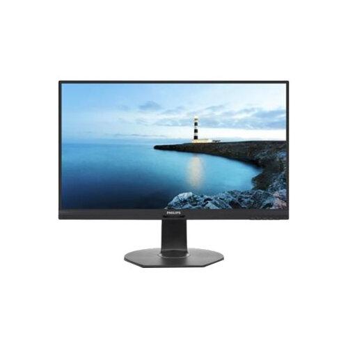 "Philips B Line 272B7QUPBEB - LED Computer Monitor - 27"" - 2560 x 1440 1440p (Quad HD) - IPS - 350 cd/m² - 1000:1 - 5 ms - HDMI, DisplayPort, USB-C - speakers - black texture"