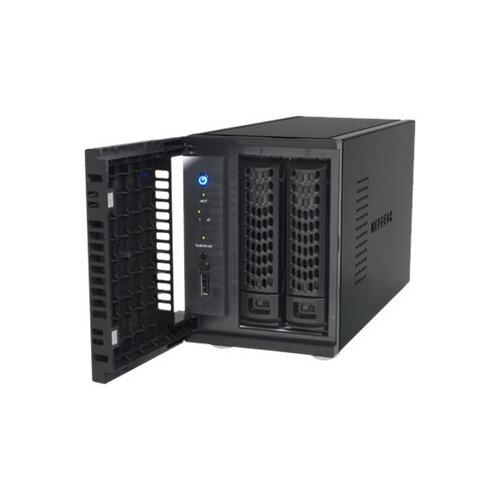 NETGEAR ReadyNAS 212 - NAS server - 2 bays - SATA 3Gb/s - RAID 0, 1 - RAM 2 GB - Gigabit Ethernet - iSCSI