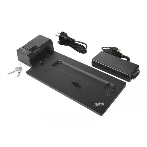 Lenovo ThinkPad Pro Docking Station - Docking station - 135 Watt - GB - for ThinkPad L480; P52s; T480; T480s 20L7, 20L8; X280 20KE, 20KF