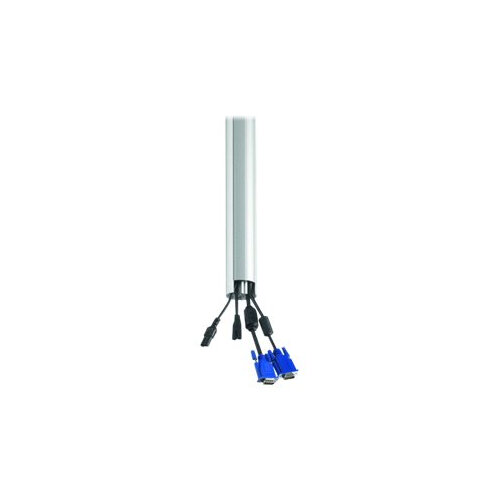 Vogel's Professional PUC 2130 - Mounting component (pole) for LCD display - aluminium - silver, aluminium - ceiling mountable - for Vogel's PFI 30XX, PUC 10XX; Professional PFI 3030, PUC 1050