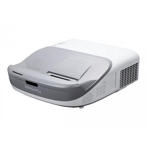 ViewSonic PS700W - DLP Multimedia Projector - 3D - 3300 ANSI lumens - WXGA (1280 x 800) - ultra short-throw lens