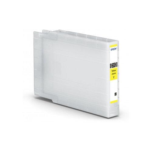 Epson T04A440 - Yellow - original - ink cartridge - for WorkForce Pro WF-C8190, WF-C8690