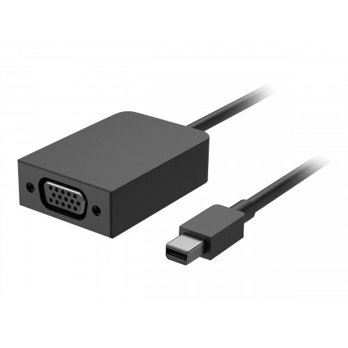 Microsoft Surface Mini DisplayPort to VGA Adapter - Video converter - DisplayPort - VGA - commercial