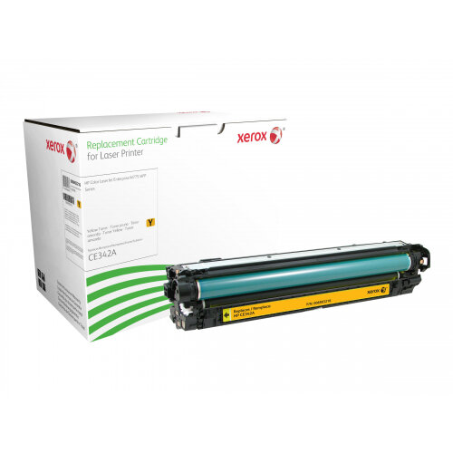 Xerox HP Colour LaserJet M775 - Yellow - toner cartridge (alternative for: HP CE342A) - for HP LaserJet Enterprise MFP M775dn, MFP M775f, MFP M775z, MFP M775z+