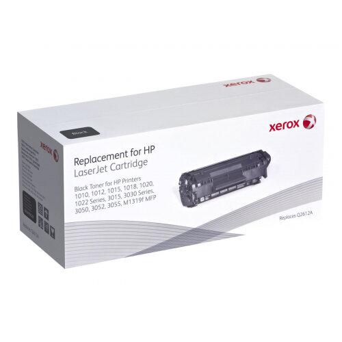 Xerox HP LaserJet M1005 MFP - Black - toner cartridge (alternative for: HP 12A) - for HP LaserJet 10XX, 30XX, M1005, M1319