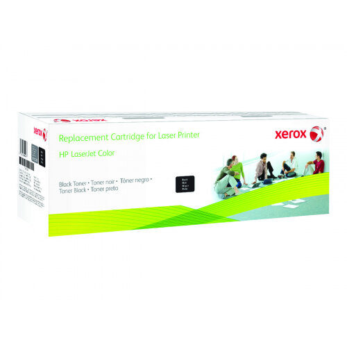 Xerox HP Colour LaserJet M476 - Black - toner cartridge (alternative for: HP 312A) - for HP Color LaserJet Pro MFP M476dn, MFP M476dw, MFP M476nw