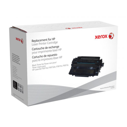 Xerox HP LaserJet P3015 - Black - toner cartridge (alternative for: HP 55A) - for HP LaserJet Enterprise MFP M525, P3015; LaserJet Enterprise Flow MFP M525