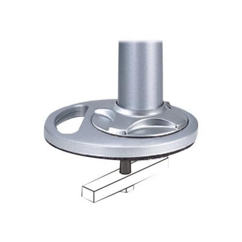 NewStar Grommet Converter for FPMA-D910/920/930/940/1010/1020/1030 - Silver - Mounting component (desk grommet monitor arm) - silver - for NewStar Full Motion Desk Mount, Tilt/Turn/Rotate Triple Desk Mount