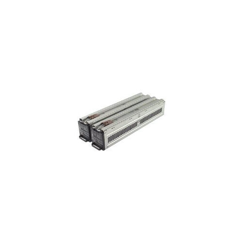 APC Replacement Battery Cartridge #44 - UPS battery - 2 x Lead Acid 960 Wh - black - for Smart-UPS RT 10000VA, 3000, 5000, 7500