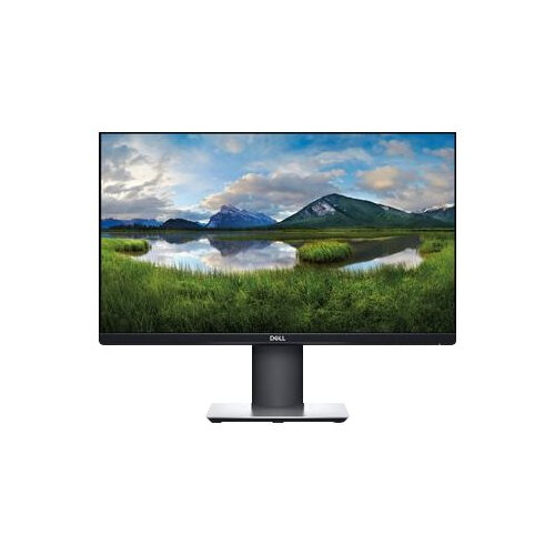 Dell P2319H - LED monitor - 23&uot; (23&uot; viewable) - 1920 x 1080 Full HD (1080p) - IPS - 250 cd/m&up2; - 1000:1 - 5 ms - HDMI, VGA, DisplayPort - black - with 3-Years Advanced Exchange Service and Premium Panel Guarantee