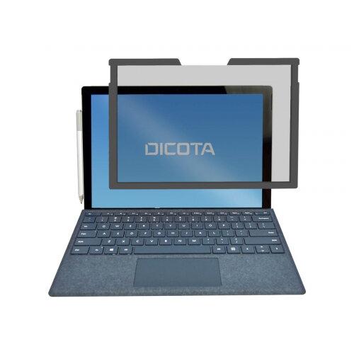 DICOTA Secret 2-Way - Notebook privacy filter - 12.3&uot; - black - for Microsoft Surface Pro 4