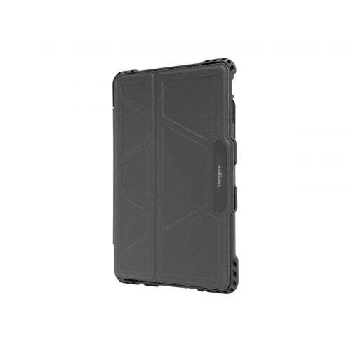 Targus Pro-Tek - Flip cover for tablet - rugged - polyurethane - black - 10.5&uot; - for Samsung Galaxy Tab S4 (10.5 in)
