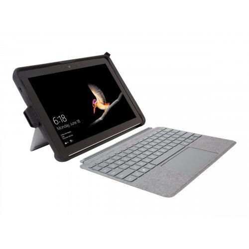 Kensington BlackBelt Rugged Case for Surface Go - Protective case for tablet - rugged - black - for Microsoft Surface Go