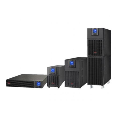 APC Easy UPS SRV SRV6KIL - UPS - AC 220-240 V - 6000 Watt - 6000 VA - 1-phase - RS-232, USB - output connectors: 1