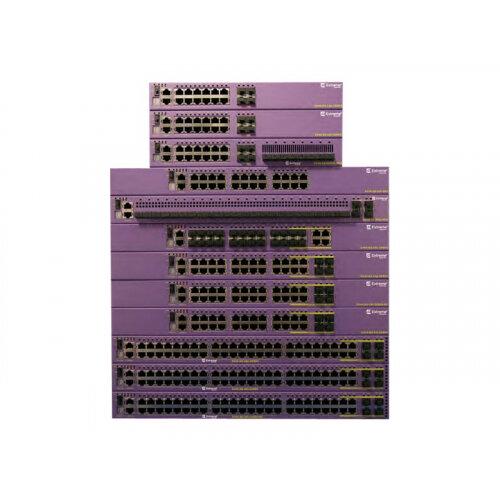 Extreme Networks ExtremeSwitching X440-G2 X440-G2-24t-10GE4 - Switch - Managed - 24 x 10/100/1000 + 4 x 1 Gigabit / 10 Gigabit SFP+ + 4 x combo SFP - rack-mountable