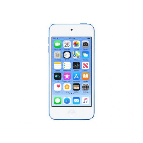 Apple iPod touch - 7th generation - digital player - Apple iOS 12 - 256 GB - blue