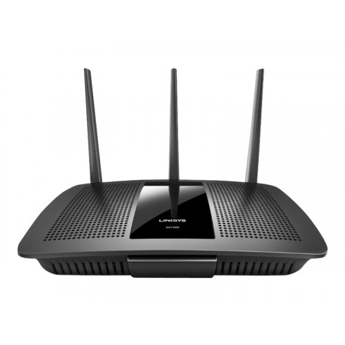Linksys EA7300 - Wireless router - 4-port switch - GigE - 802.11a/b/g/n/ac - Dual Band