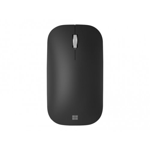 Microsoft Surface Mobile Mouse - Mouse - optical - 3 buttons - wireless - Bluetooth 4.2 - black - commercial
