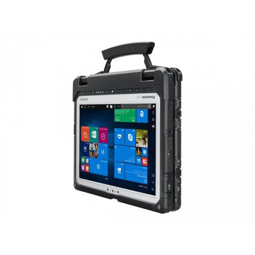 Panasonic Toughbook 33 - Tablet - Core i5 7300U / 2.6 GHz - Win 10 Pro - 8 GB RAM - 256 GB SSD - 12&uot; IPS touchscreen 2160 x 1440 (Full HD Plus) - HD Graphics 620 - Wi-Fi, Bluetooth - rugged