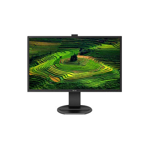 Philips B Line 271B8QJKEB - LED monitor - 27&uot; - 1920 x 1080 Full HD (1080p) - IPS - 250 cd/m&up2; - 1000:1 - 5 ms - HDMI, DVI-D, VGA, DisplayPort - speakers - black