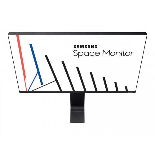 Samsung S32R750U - SR75 Series - LED monitor - 32&uot; (31.5&uot; viewable) - 3840 x 2160 4K - VA - 250 cd/m&up2; - 2500:1 - 4 ms - HDMI, Mini DisplayPort - black