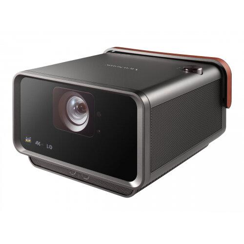 ViewSonic X10-4K - DLP projector - LED - 3D - 2400 lumens - 3840 x 2160 - 16:9 - 4K - short-throw fixed lens