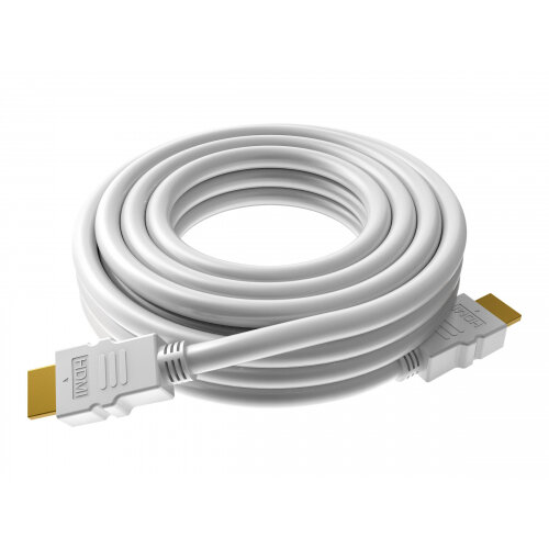 VISION Techconnect - HDMI with Ethernet cable - HDMI (M) to HDMI (M) - 5 m - 4K support