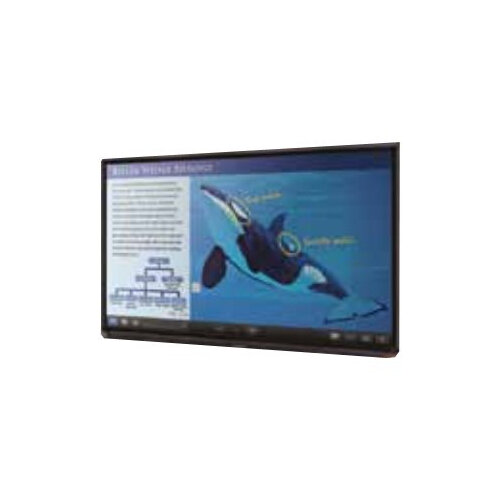 Sharp BIG PAD PN-70HC1E - 70&uot; Class LED display - interactive communication - full shade - with touchscreen (multi touch) - Android - 4K UHD (2160p) 3840 x 2160 - direct-lit LED