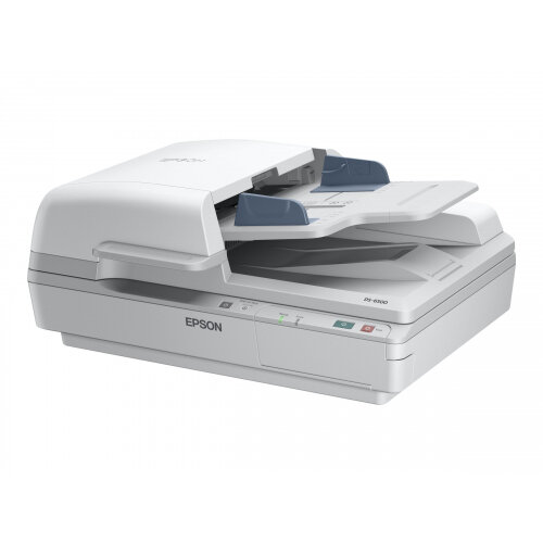 Epson WorkForce DS-7500 - Document scanner - Duplex - A4 - 1200 dpi x 1200 dpi - up to 40 ppm (mono) / up to 40 ppm (colour) - ADF (100 sheets) - up to 4000 scans per day - USB 2.0