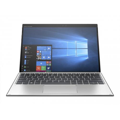 HP Elite x2 G4 - With detachable keyboard - Core i5 8265U / 1.6 GHz - Win 10 Pro 64-bit - 8 GB RAM - 256 GB SSD NVMe, TLC, HP Value - 12.3&uot; IPS touchscreen 1920 x 1280 - UHD Graphics 620 - Bluetooth, Wi-Fi - kbd: UK