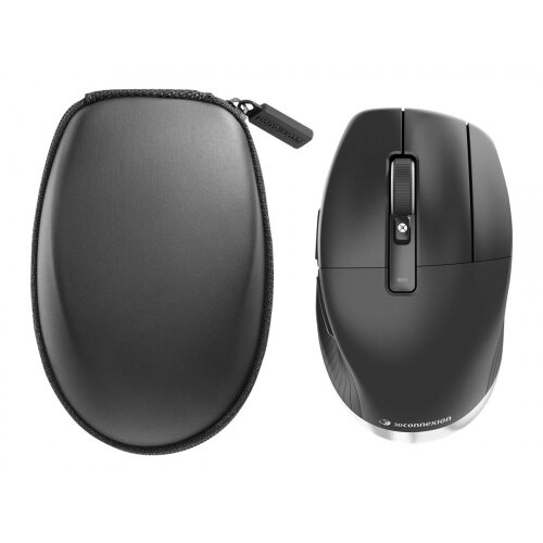 3Dconnexion CadMouse Pro Wireless - Mouse - right-handed - 7 buttons - wireless - Bluetooth