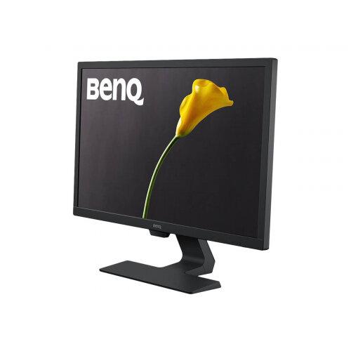 BenQ GL2480 - LED monitor - 24&uot; - 1920 x 1080 Full HD (1080p) - 250 cd/m&up2; - 1000:1 - 1 ms - HDMI, DVI, VGA - black