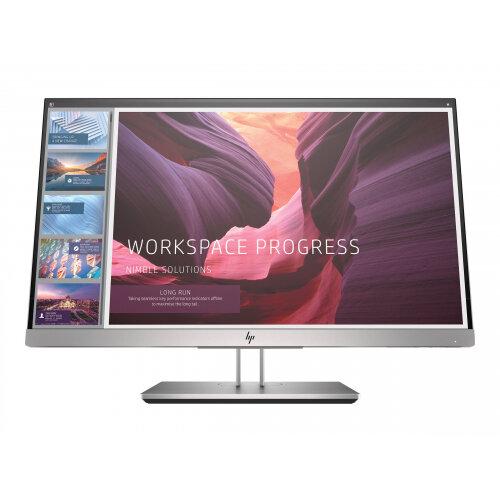 HP EliteDisplay E223d Docking Monitor - LED monitor - 21.5&uot; (21.5&uot; viewable) - 1920 x 1080 Full HD (1080p) - IPS - 250 cd/m&up2; - 1000:1 - 5 ms - HDMI, USB-C