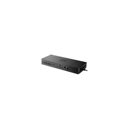 Dell Docking Station WD19 - Docking station - USB-C - HDMI, DP, USB-C - GigE - 180 Watt - for Dell Latitude 3390, 3400, 3490, 3500, 3590, 528X, 5290, 5300, 5400, 5420, 5424, 5480, 5490, 5491, 5500, 5580, 5590, 5591, 7200, 7280, 7285, 7290, 7300, 7380, 738