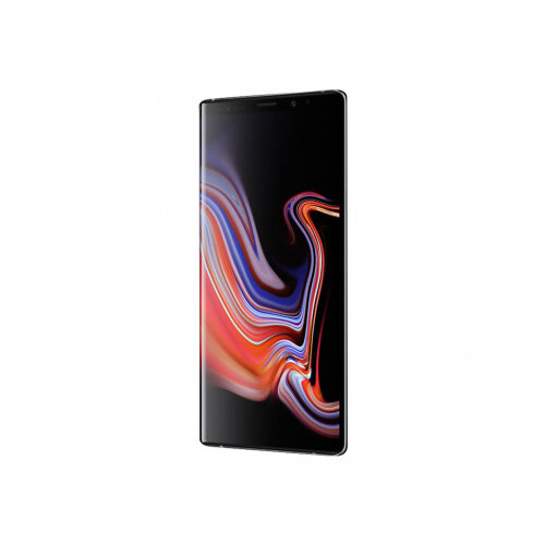 Samsung Galaxy Note9 - Smartphone - dual-SIM - 4G LTE - 512 GB - microSDXC slot - TD-SCDMA / UMTS / GSM - 6.4&uot; - 2960 x 1440 pixels (516 ppi) - Super AMOLED - RAM 8 GB (8 MP front camera) - 2x rear cameras - Android - midnight black