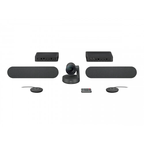 Logitech Rally Plus - Video conferencing kit