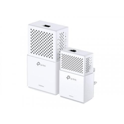 TP-Link TL-WPA7510 KIT - V2 - Powerline Wi-Fi Kit - bridge - GigE, HomePlug AV (HPAV), HomePlug AV (HPAV) 2.0, IEEE 1901 - 802.11a/b/g/n/ac - Dual Band - wall-pluggable - with TP-Link TL-PA7010